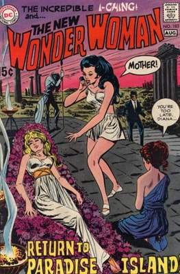 Wonder Woman Vol.1 (Comic Book) #183