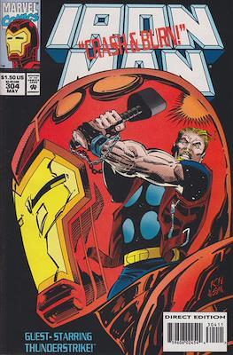 Iron Man Vol. 1 (1968-1996) (Comic book) #304