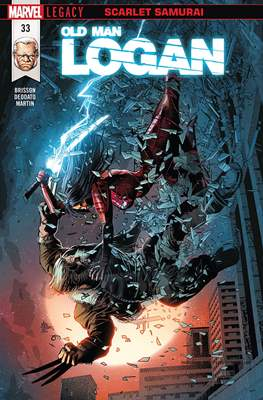 Old Man Logan Vol. 2 #33