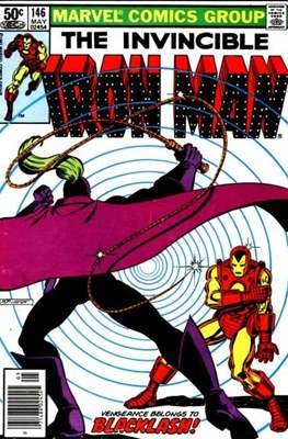Iron Man Vol. 1 (1968-1996) (Comic book) #146