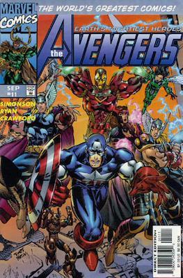 The Avengers Vol. 2 Heroes Reborn (1996-1997) (Comic Book) #11