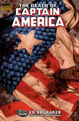 The Death of Captain America (Hardcover) #1