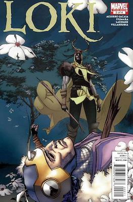 Loki (2010-2011) (Comic Book) #2