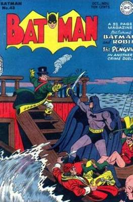 Batman Vol. 1 (1940-2011) (Comic Book) #43