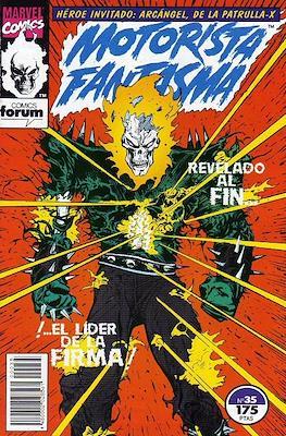 Motorista Fantasma (1991-1994) (Grapa. 17x26. 24 páginas. Color. (1991-1994).) #35