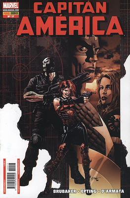 Capitán América Vol. 7 (2005-2011) (Grapa) #17