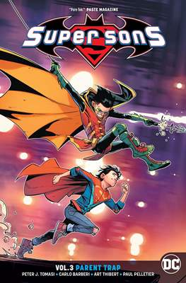Super Sons (Softcover 128-144 pp) #3