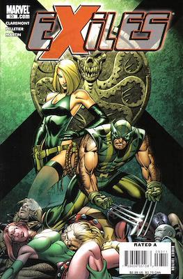 Exiles Vol 1 (Comic book) #93