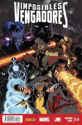 Imposibles Vengadores (2013-2018) (Grapa) #18