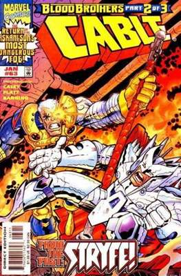 Cable Vol. 1 (1993-2002) (Comic-Book) #63