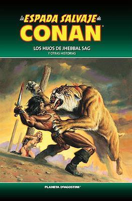 La Espada Salvaje de Conan (Cartoné 120 - 160 páginas.) #9