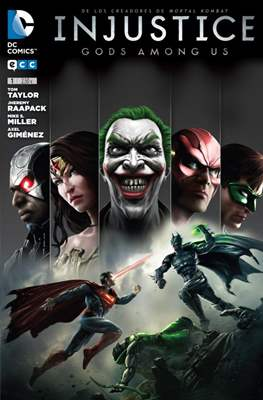 Injustice: Gods Among Us (Grapa 32 pp) #1