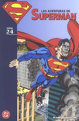 Las aventuras de Superman (2006-2007) (Rústica 96 páginas) #24