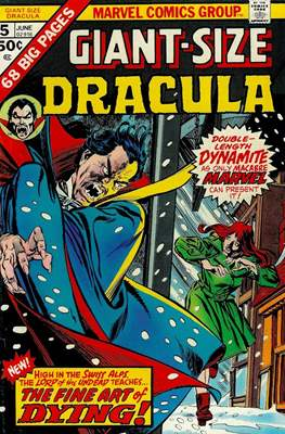 Giant-Size Dracula Vol 1 #5