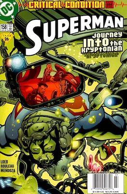 Superman Vol. 2 (1987-2006) (Comic Book) #158