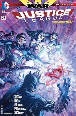 Justice League (2011-2016) #23