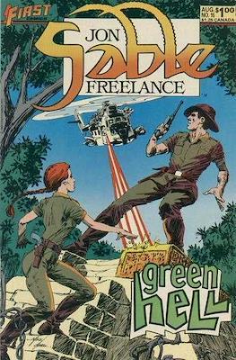 Jon Sable, Freelance #15