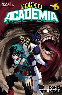 My Hero Academia (Rústica con sobrecubierta) #6