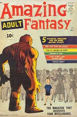 Amazing Fantasy (Comic-Book) #7