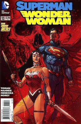 Superman / Wonder Woman (2013-2016) #13
