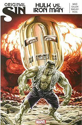 Original Sin: Hulk vs Iron Man