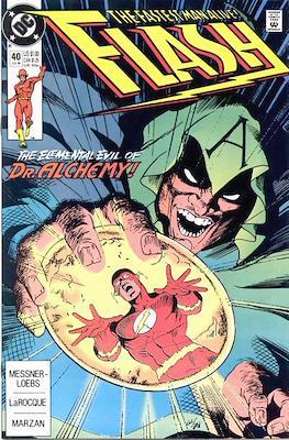 The Flash Vol. 2 (1987-2006) (Comic Book) #40