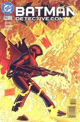 Detective Comics Vol. 1 (1937-2011; 2016-) (Comic Book) #714