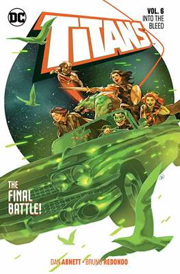 Titans Vol. 3 (2016-2019) (Softcover) #6