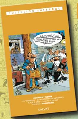 Colección Integral F.Ibáñez (Cartoné 200 pp) #43