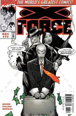 X-Force Vol. 1 (1991-2002) (Comic Book) #72