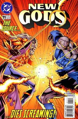 New Gods Vol. 4 #11