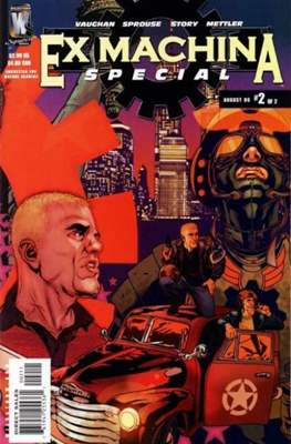 Ex Machina Special (Comic Book) #2