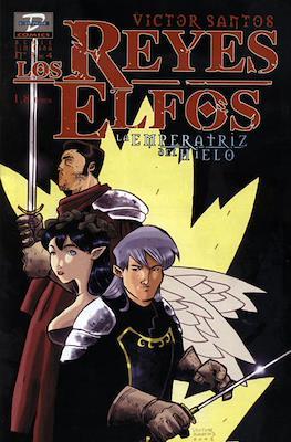 Los Reyes Elfos. La emperatriz de hielo (Grapa, 28 páginas (2002)) #3