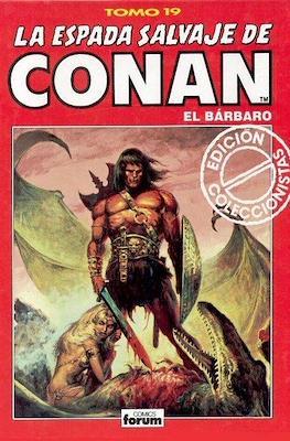 La Espada Salvaje de Conan el Bárbaro. Edición coleccionistas (Rojo) (Cartoné 192 pp) #19