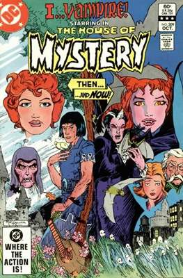The House of Mystery (Grapa) #309