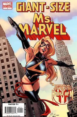 Giant Size Ms. Marvel (2006)