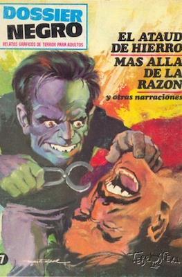Dossier Negro (Rústica y grapa [1968 - 1988]) #7