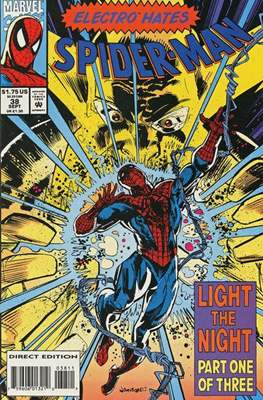 Spider-Man (Vol. 1 1990-2000) (Comic Book) #38