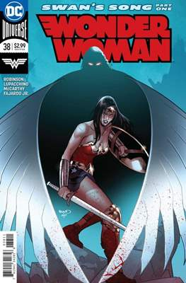 Wonder Woman Vol. 5 (2016-) (Comic book) #38
