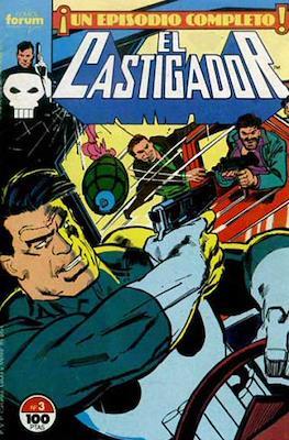 El Castigador (1988-1991) (Grapa 24 pp) #3