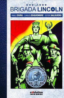 La Brigada Lincoln (Cartoné 136 pp) #