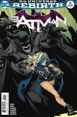 Batman Vol. 3 (2016-) (Comic Book) #6