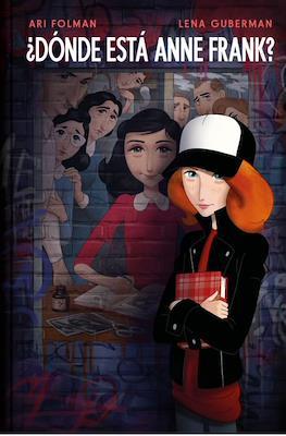 ¿Dónde está Anne Frank? (Cartoné 168 pp)