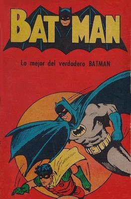 Lo Mejor del Verdadero Batman (Bolsillo) #1