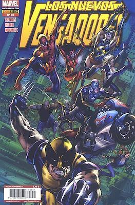 Los Nuevos Vengadores Vol. 1 (Grapa 24 pp) #61