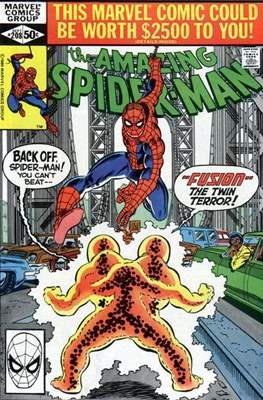 The Amazing Spider-Man Vol. 1 (1963-2007) (Comic-book) #208