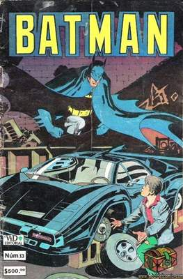 Batman (1987-2002) (Grapa) #13