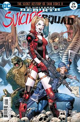 Suicide Squad Vol. 5 (2016) (Comic-Book) #29