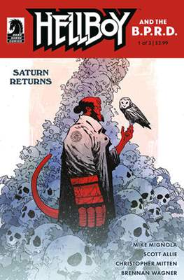 Hellboy and the B.P.R.D: Saturn Returns (Comic Book) #1