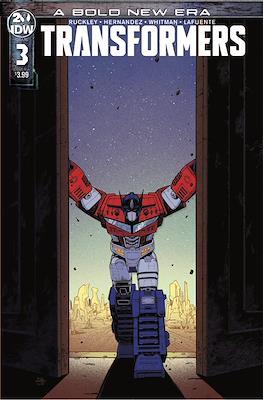 Transformers (2019) (Comic Book) #3